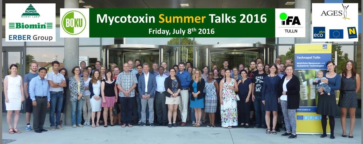 Mycotoxin Summer Talks