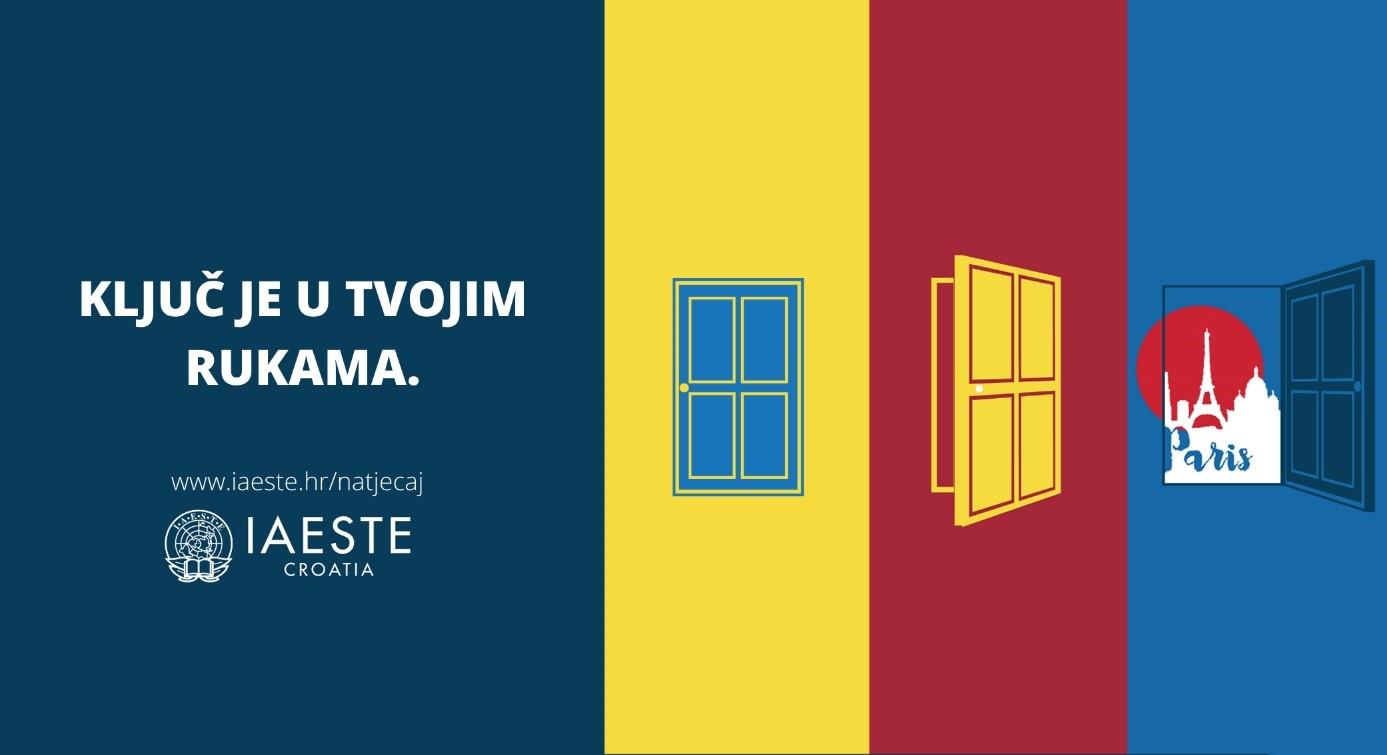 Plaćena stručna praksa u inozemstvu - IAESTE