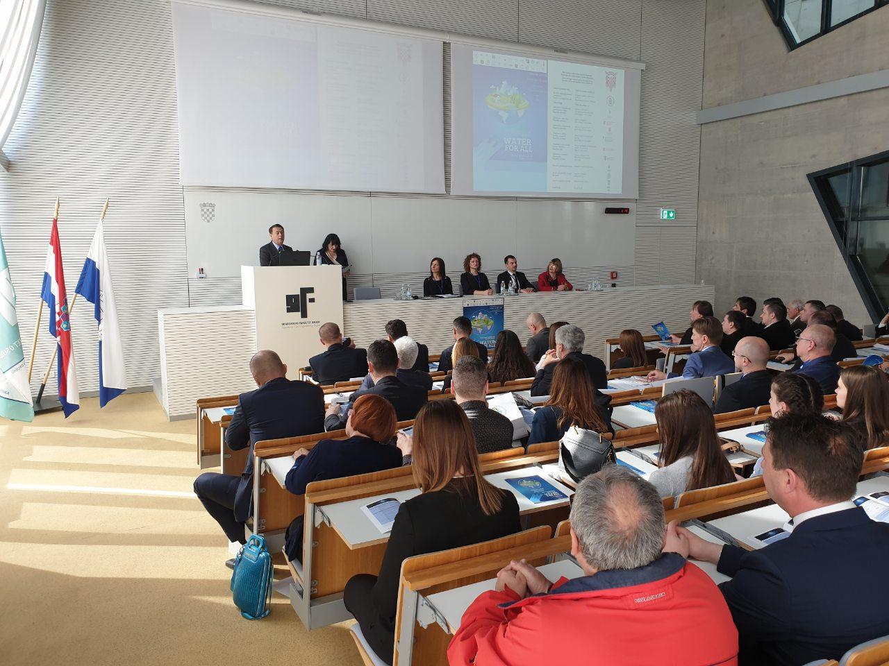 Poziv na svečano otvaranje 8. međunarodne konferencije VODA ZA SVE 2019.